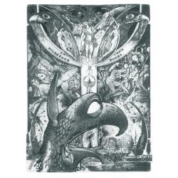 Hildegard Pungs - Mythological: Olymp