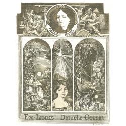 Daniele Cousin - George Sand: portrait, topic novel and landscape