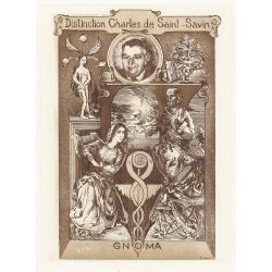 Distinction Charlles de Saint-Savin - Medicine: portrait and medition
