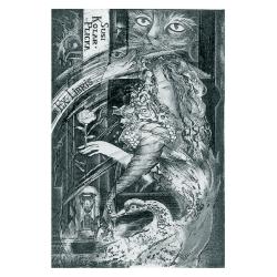 Susi Kolar-Plicka - Mythological: cat, woman, swam