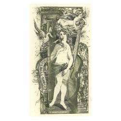 Peter Rath - Musik: Venus, double-bass, angel