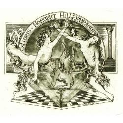 Norbert Hillerbrandt - Mythological: Creece