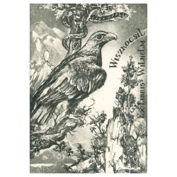 Wilhelm Wiszkocsil - Animals: Eagle and shake