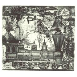 Birgit Gobel - Steam-engine