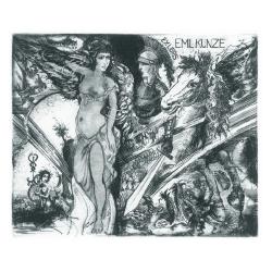 Emill Kunze - Pegasus, Andromeda and Persey