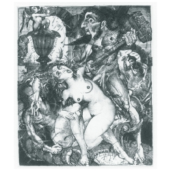Emil Kunze - Aphrodite and Hepheistus