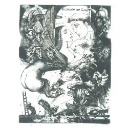 Wouter Van GYSEL - Oedipus, Sphynx and satires